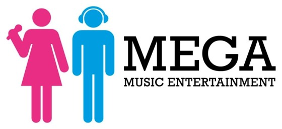 MEGA Music Entertainemnt LOGO